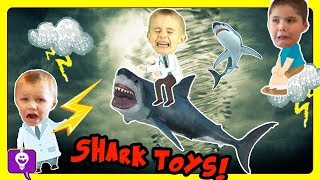 SHARKNADO SURPRISE TOYS with HobbyKidsJR