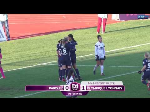J13 : Paris FC - Olympique Lyonnais (0-4), le résumé