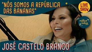 José Castelo Branco - Marchand d'art - Maluco Beleza LIVESHOW