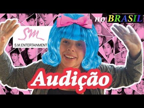 Minha experiencia na Audição da S.M Entertainment no Brasil