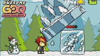 Twitch Plays Super Scribblenauts Presented By Dwangoac   Agdq2019