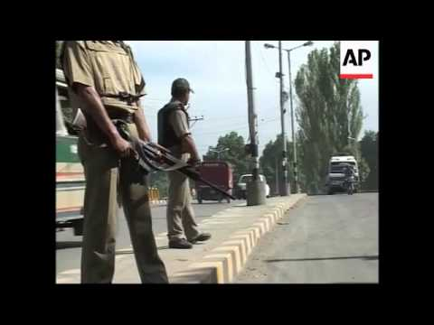 WRAP Suspected Islamic militants carry out grenade attacks