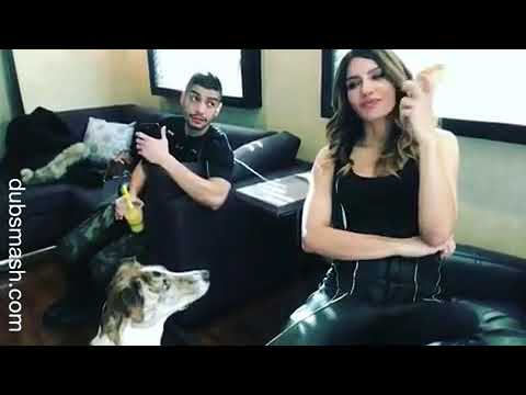 Arrow DUbsmash  Rick Gonzalez and Juliana Harkavy Arrow
