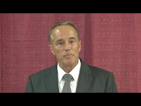 Chris Collins says he won't resign after federal indictment