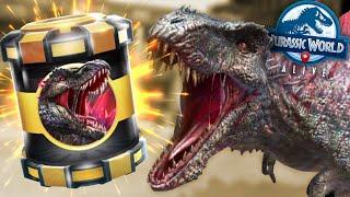 DEFEATING THE GODZILLA REX BOSS!!! | 0 DINOS LOST! - Jurassic World Alive