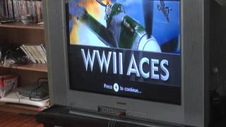 WWII aces old game