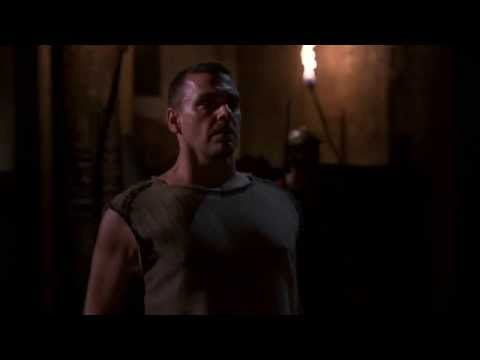 Rome Pullo and Caesar about gold HD