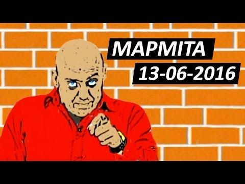 Ραπτόπουλος Μαρμίτα 13/06/2016 (EURO2016-προτελευταία εκπομπή) no ads-HD