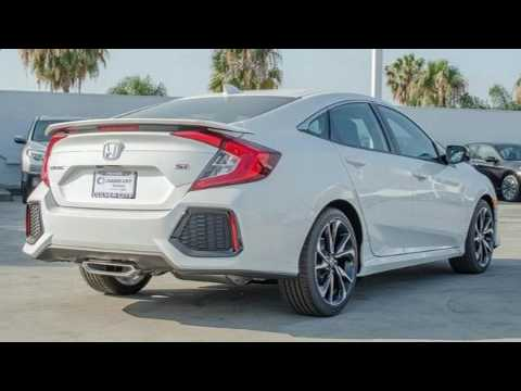 2017 honda civic si m6 in culver city ca 90232 youtube for Culver city honda