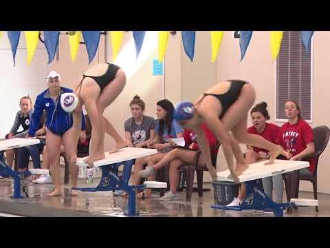 Umary Swimming vs Concordia College