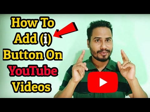 How To Add i Cards On Youtube Videos | i Button In Youtube | Get Views On Old Videos | GK Technology