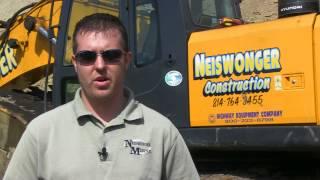 Hyundai Construction Equipment - Neiswonger Customer Testimonial