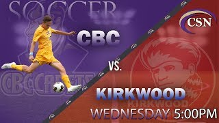 CBC VARSITY SECTIONAL SOCCER vs. KIRKWOOD