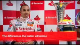 Lewis Hamilton - Australian Grand Prix 2009