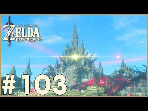 Zelda: Breath Of The Wild  Hyrule Castle 103