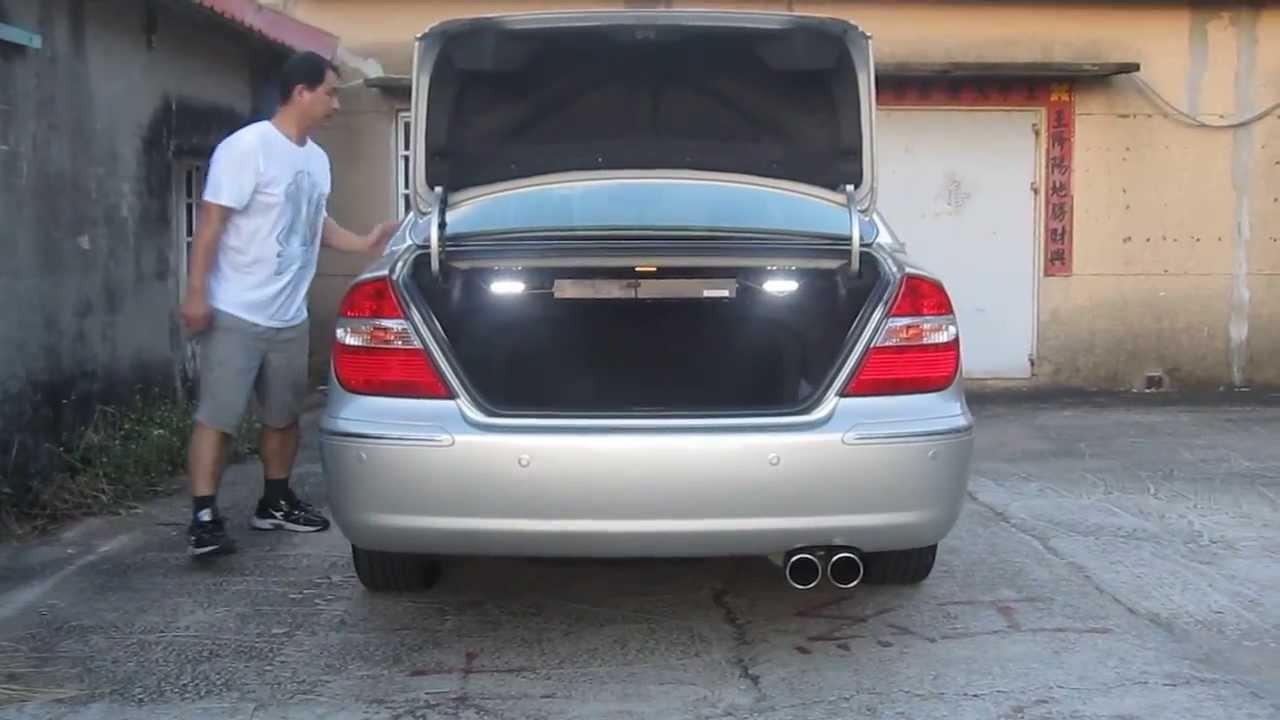 五代 Camry 仿油壓自動升起後車箱蓋 Youtube