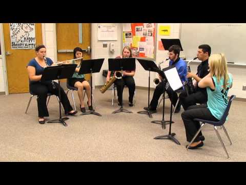 2014 Small Group Contest - Iowa Valley Senior High School