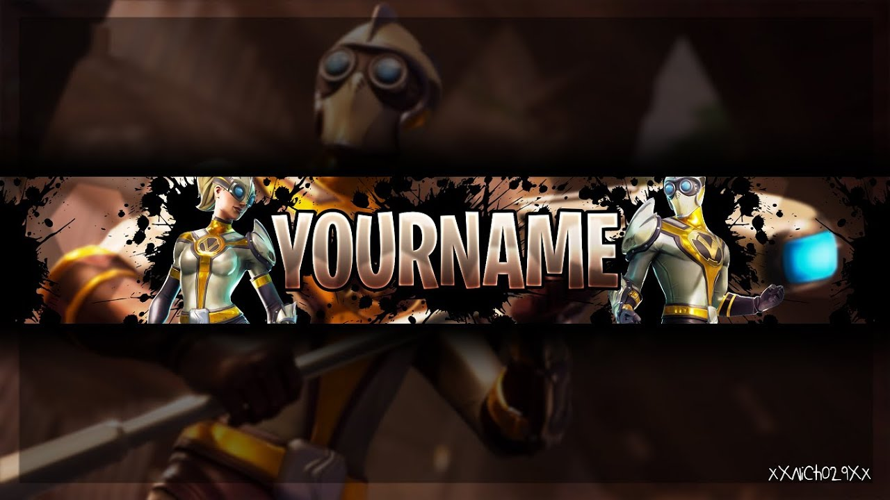 Fortnite youtube banner template fortnite ventura - Ventura fortnite ...