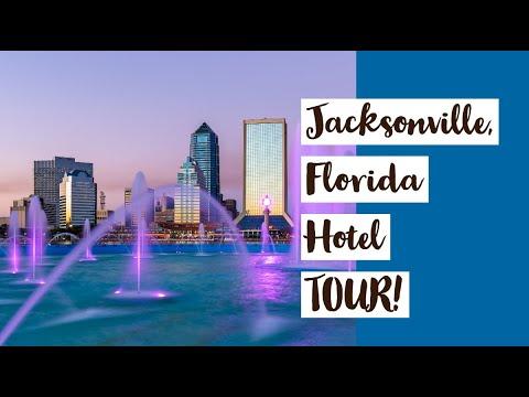 Jacksonville, Florida Hotel TOUR!