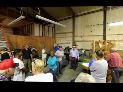 Window Manufacturer Liquidation Auction Southern Illinois