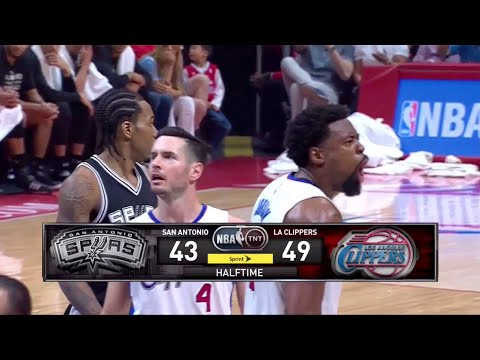 [Playoffs Ep. 1] Inside The NBA (on TNT) Halftime Report - Spurs vs. Clippers Game 1 - 4-19-15