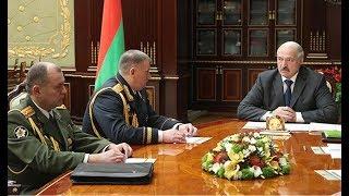 Александр Лукашенко сегодня принял ряд важных кадровых решений