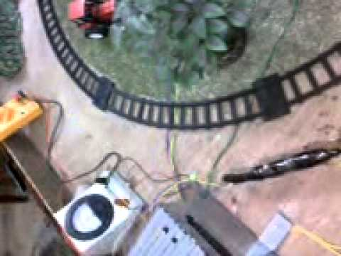 electrical energy saving projects for train
