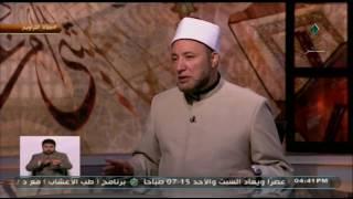 بالفيديو..«أمين الفتوى» يوضح حكم صلاة التراويح بصفوف غير متصلة