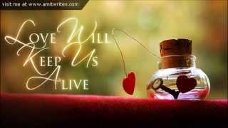 Indian Flavor - Love Will Keep Us Alive (Sitar Instrumentals)