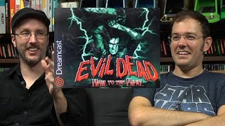Evil Dead: Hail to the King (Sega Dreamcast) - James & Doug