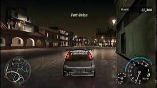 NFS Underground 2 - Stage 3 - HARD (PS2, EU Version)