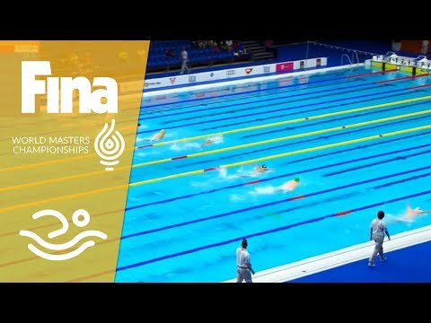 LIVE - Swimming Day 4: Duna Arena Pool A   FINA World Masters Championships 2017 - Budapest