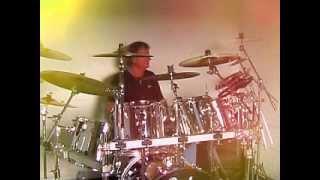 Vasco Rossi - Non Sei Quella Che Eri - drums cover by Kris Kaczor.wmv