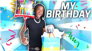 I GOT HIM THE BEST GIFT EVER!! *BIRTHDAY SURPRISE*