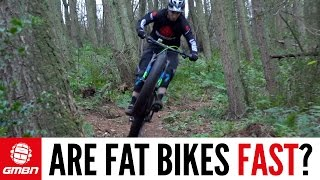 Are Fat Bikes Fast?