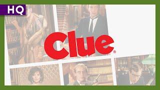 Clue (1985) Trailer