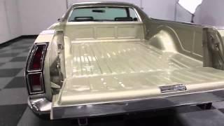 1279 ATL 1972 Ford Ranchero
