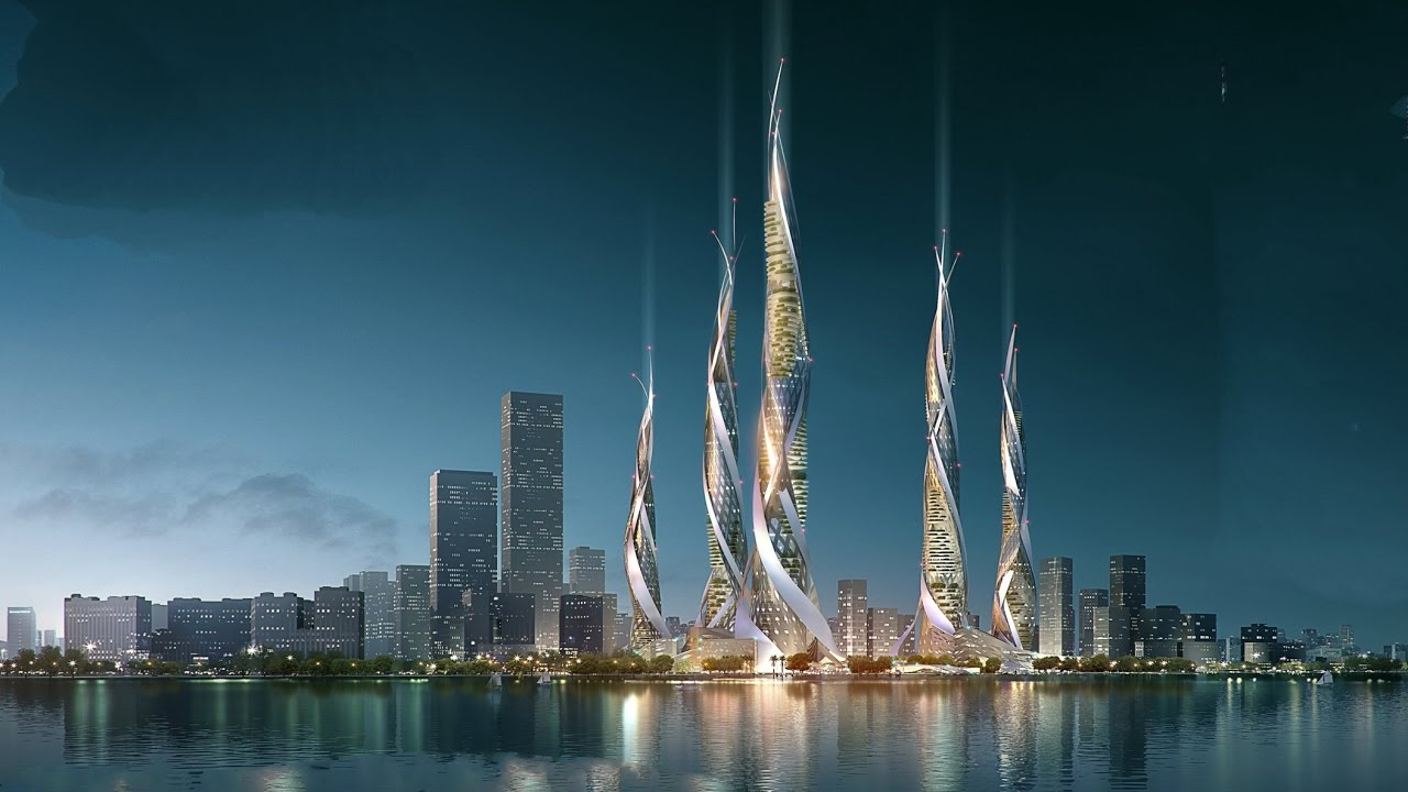 25 Breathtaking Skyscrapers Designs for Megatall Building ...