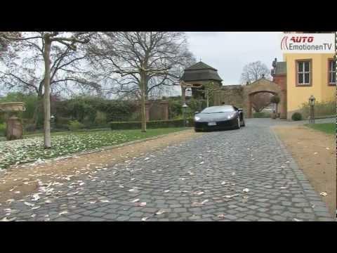 AutoEmotionenTV - Lamborghini Aventador LP 700-4 Fahrbericht, Review