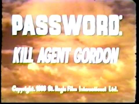 Password: Kill Agent Gordon credits  Piero Umiliani  Eurospy