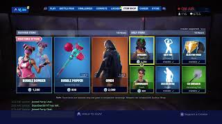 FORTNITE CUSTOM MATCHMAKING SCRIMS/GAMES - ITEM SHOP UPDATE! Code d'utilisation: Outsider-JR