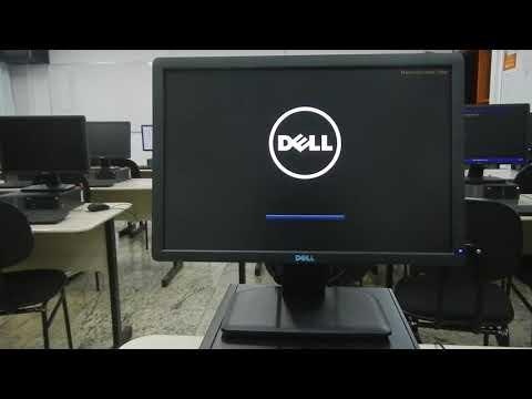 Corrigindo boot, PC DELL Optiplex 3020