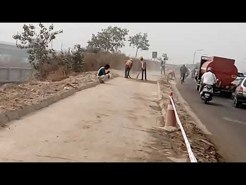 ROAD CLEANING AFTER NGT IS HARD ON POLLUTION IN DELHI | NGT ORDERS EFFECTS