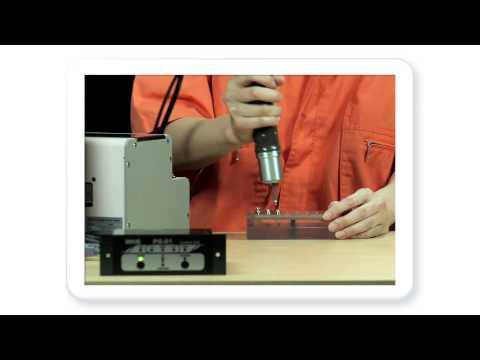 トルクセンサー内蔵電動ドライバーPGシリーズ PV