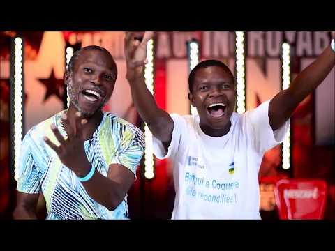 Les Perroquets de Bangui en Finale. L' Afrique à un incroyable talent