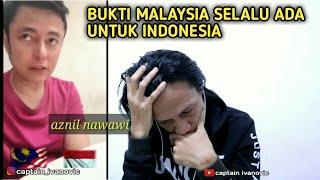 Sebak terharu lihat video ini artis nitizen frontliner malaysia ramai support untuk indonesia react