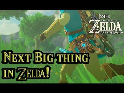 Inside Zelda Breath of the Wild - The