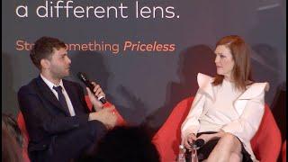 Xavier Dolan, Julianne Moore & Werner Herzog: Power of cinema conversation inCannes - Mastercard