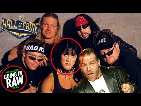 CHYNA (And DX) HEADED TO WWE HALL OF FAME CONFIRMED! | Going in Raw Podcast
