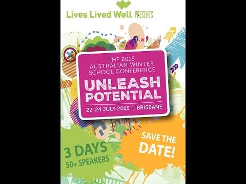 Australian Winter School conference 2015 International keynote address: Dr Igor Koutsenok